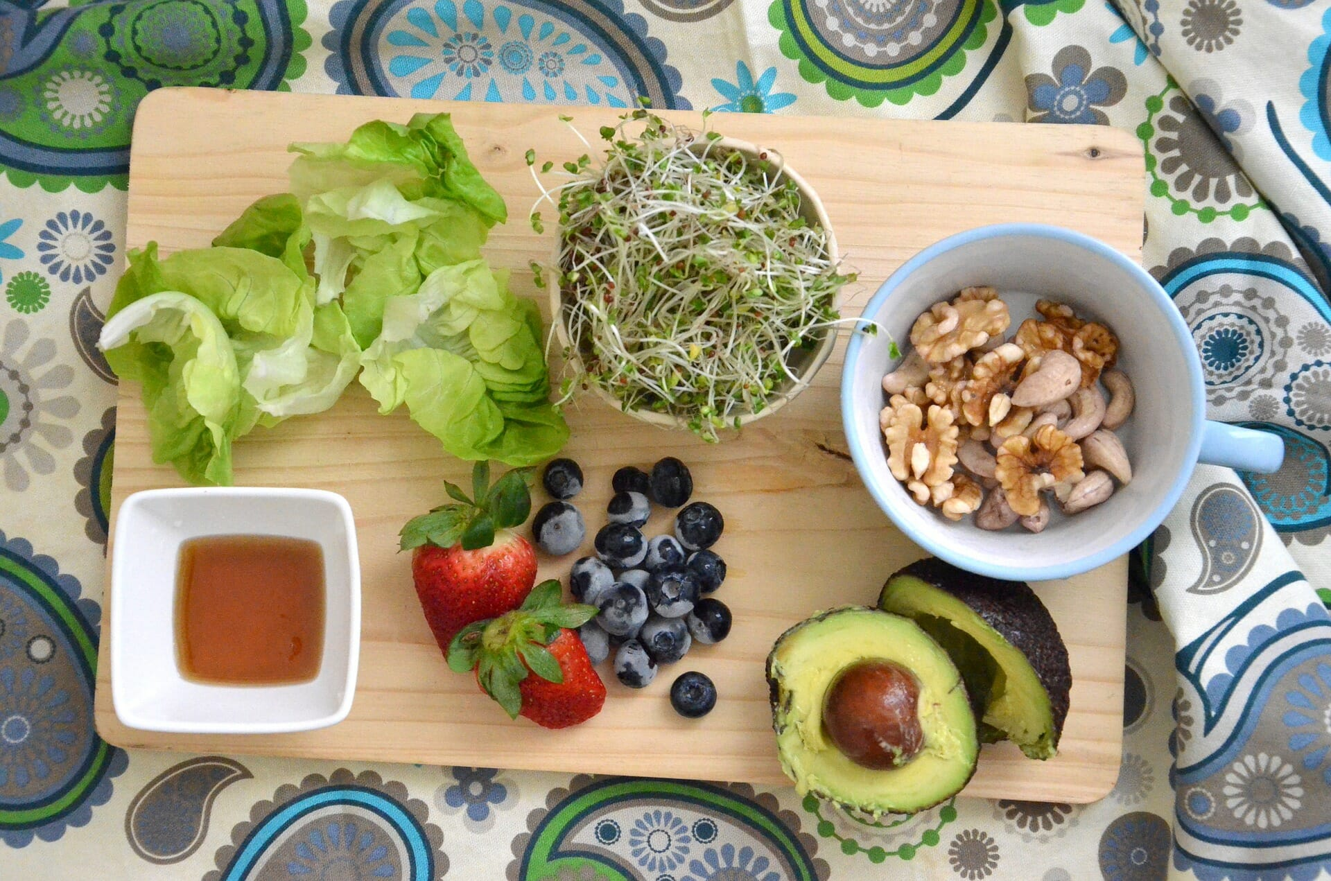 Boomers Can Achieve Better Health with Super Foods